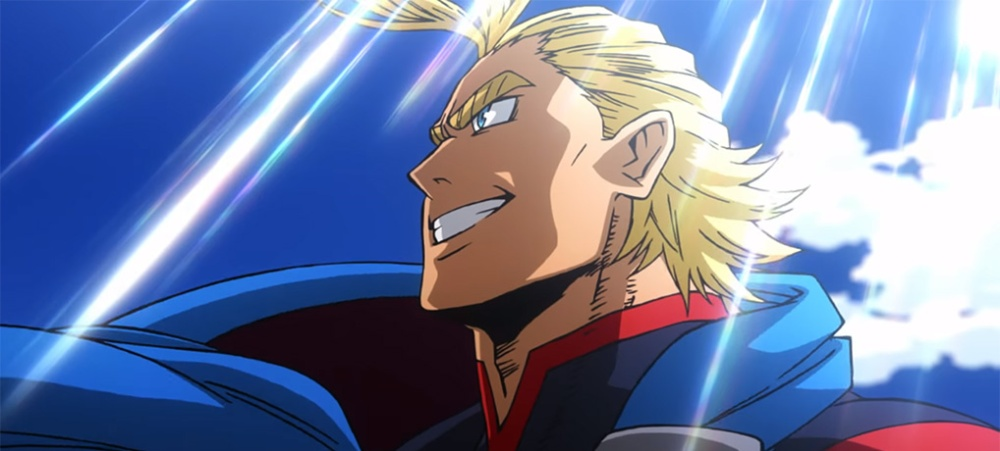 Young-All-Might